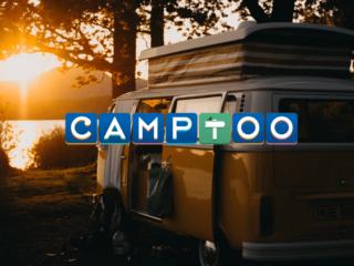 Camptoo — De essentie van een start-up verbeelden in een naam en merkstijl