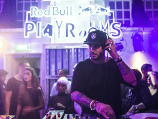 Red Bull Playrooms - Celebrating Club Culture